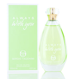 Always With You by Sergio Tacchini Edt Spray For Women