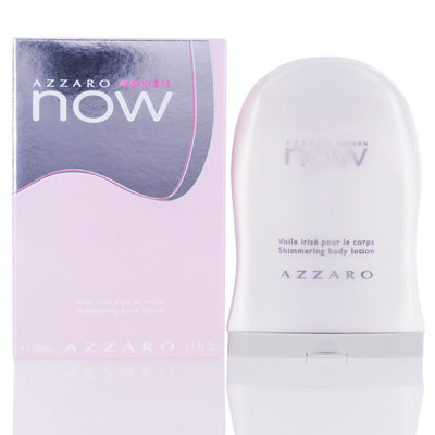 Shop for authentic Azzaro Now Shimmering Body Lotion by Azzaro 5.1 Oz (150 Ml) For Women at Diaries of Paris