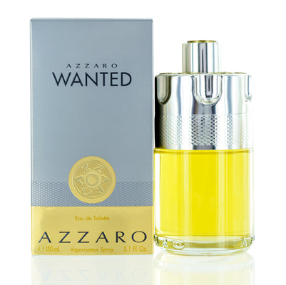 Shop for authentic Azzaro Wanted by Azzaro Edt Spray For Men at Diaries of Paris