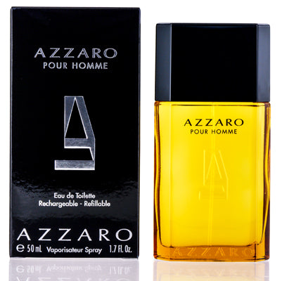 Shop for authentic Azzaro Men by Azzaro Edt Spray Refillable For Men at Diaries of Paris