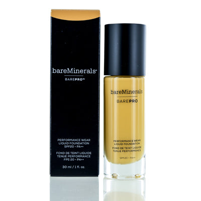 Bareminerals Barepro Performance Wear Foundation Liquid Honeycomb 1.0 oz (30 ml)