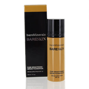 Bareminerals Bareskin Pure Brightening Serum Foundation Spf20 Bare Honey 1.0 oz
