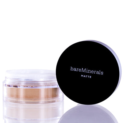 Bareminerals Loose Powder Matte Foundation Golden Nude(16) 0.21 oz