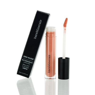 Bareminerals Gen Nude Buttercream Popular Lip Gloss 0.13 oz (3.8 ml)