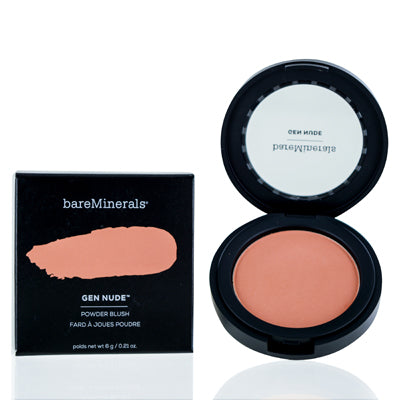 Bareminerals Gen Nude Powder Blush Lets Go Nude .21 oz (6.2 ml)