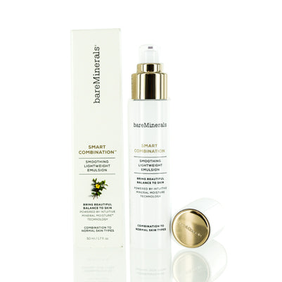 Shop for authentic Bareminerals Smart Combination Smoothing Lightweight Emulsion 1.7 Oz (50 Ml) at Diaries of Paris