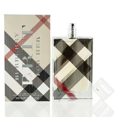Burberry Brit by Burberry Edp Spray For Women