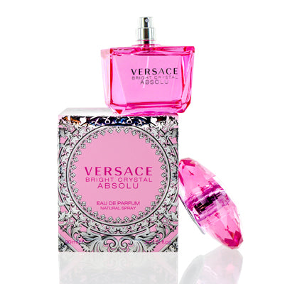 Bright Crystal Absolu by Versace Edp Spray For Women