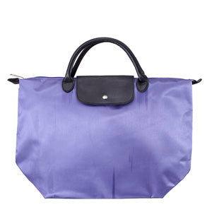 Lilac Travel Bag by Bain De Terre