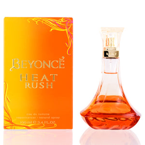 Beyonce Heat Rush by Beyonce Knowles Edt Spray For Women