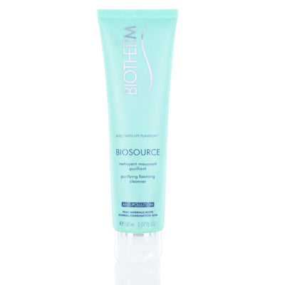 Biosource by Biotherm Fresh Foam Hydra Toning Cleanser