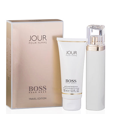 Boss Jour Pour Femme by Hugo Boss Travel Edition Set For Women