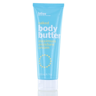 Bliss Naked Body Butter 6.7 Oz (200 Ml)