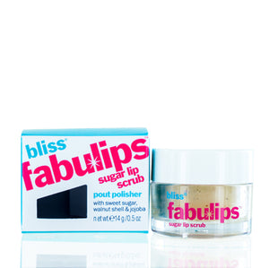 Bliss Fabulips Sugar Lip Scrub 0.5 Oz
