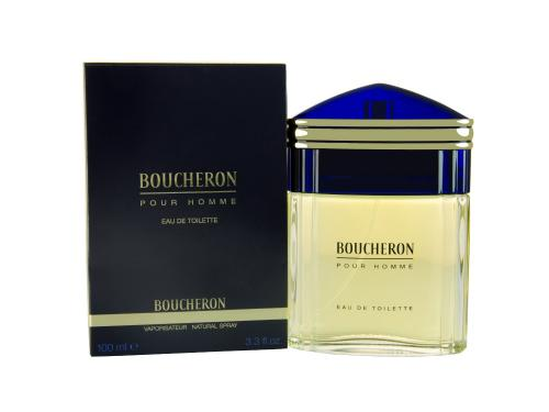 Boucheron Men by Boucheron Edt Spray For Men