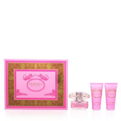 Bright Crystal by Versace 3 Piece Set For Women