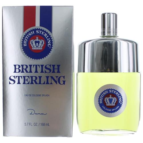 British Sterling by Dana Cologne Splash For Men