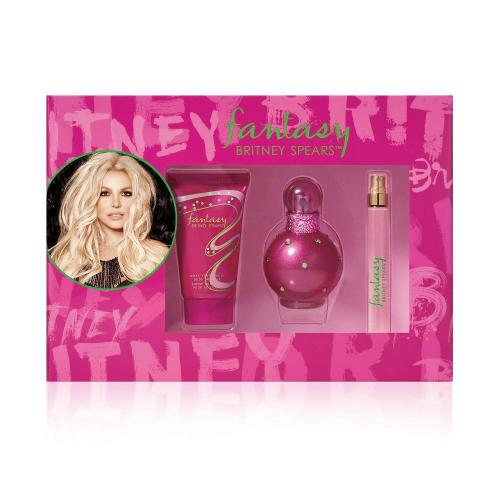 Fantasy by Britney Spears 3 Piece Gift Set For Women