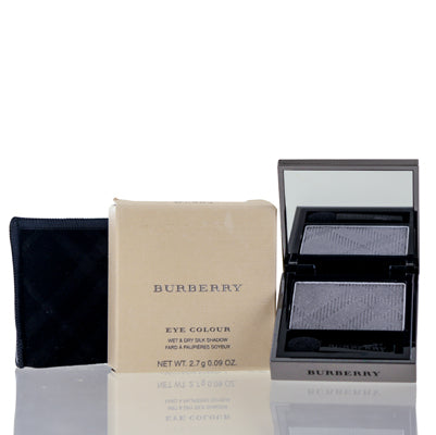 Burberry Eye Colour Wet & Dry Silk Eyeshadow #304 Nickel 0.09 Oz (2.7 Ml)