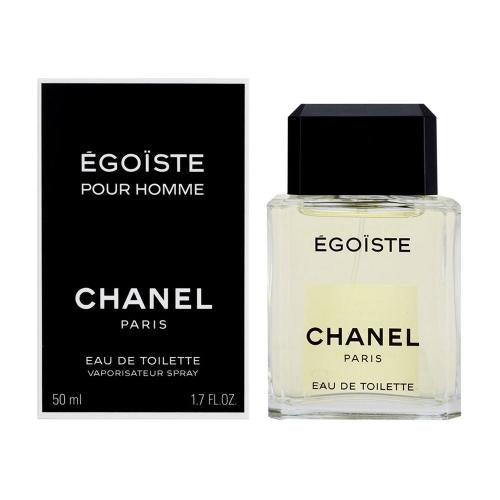 Egoiste Pour Homme by Chanel Edt Spray For Men