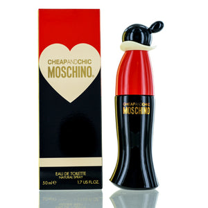 Shop for authentic Cheap & Chic Moschino Edt Spray 1.7 Oz For Women at Diaries of Paris