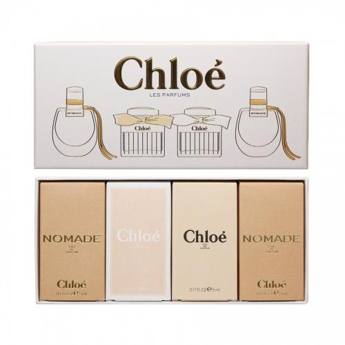 Chloe 4 Piece Mini Gift Set Individually Boxed For Women