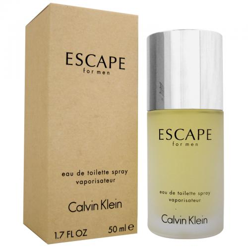 Escape Men by Calvin Klein Edt Spray For Men