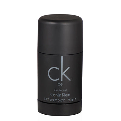 Ck Be by Calvin Klein Deodorant Stick 2.5 Oz (Unisex) For Men and For Women