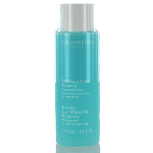 Clarins Demaquillant Express Instant Eye Makeup Remover Waterproof 4.2 Oz
