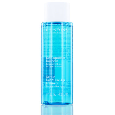 Shop for authentic Clarins Gentle Eye Make Up Remover  4.2 Oz at Diaries of Paris