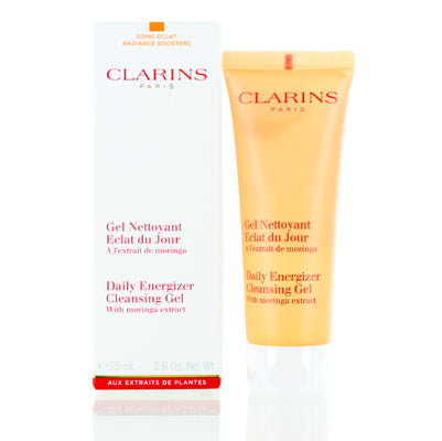 Clarins Daily Energizer Cleansing Gel 2.6 oz (75 ml)