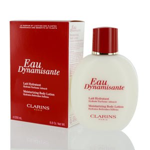 Shop for authentic Clarins Eau Dynamisante Moisturizing Body Lotion 8.8 Oz at Diaries of Paris