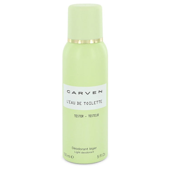 Carven L'eau De Toilette Deodorant Spray (Tester) By Carven For Women
