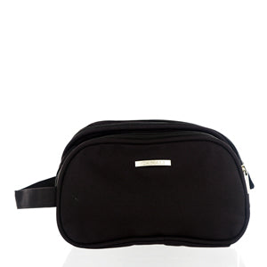 Canali Men by Canali Brown Cosmetic Bag