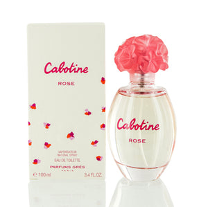 Cabotine Rose by Gres Edt Spray For Women
