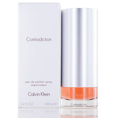 Contradiction by Calvin Klein Edp Spray For Women