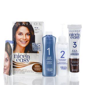 Clairol Nice 'N Easy 4/120 Natural Dark Brown Kit