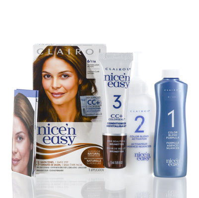 Shop for authentic Clairol Nice 'N Easy 6 116 Natural Light Brown Kit at Diaries of Paris