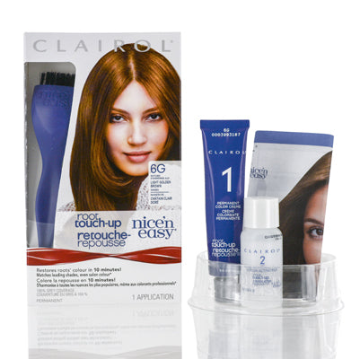 Shop for authentic Clairol  Nice 'N Easy Root Touch Up (006G Light Golden Brown) Kit at Diaries of Paris