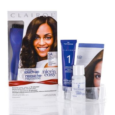 Shop for authentic Clairol  Nice 'N Easy Root Touch Up (005A Medium Ash Brown) Kit at Diaries of Paris