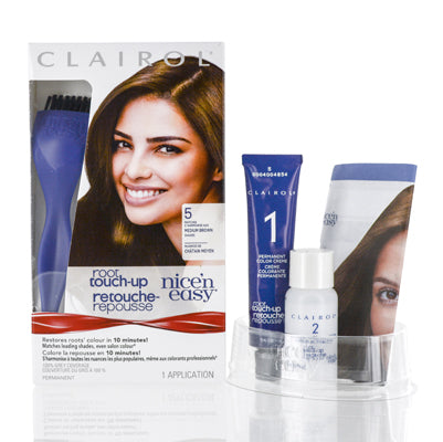 Clairol  Nice 'N Easy Root Touch Up (005 Medium Brown) Kit