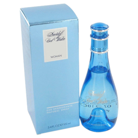 Cool Water Deodorant Spray By Davidoff For Women