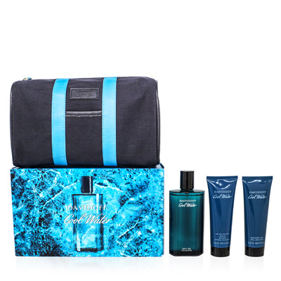 Coolwater Men by Davidoff 4 Piece Gift Set For Men