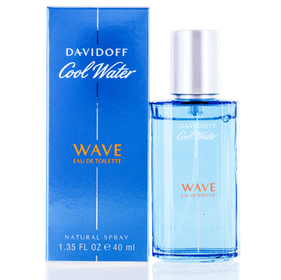 Cool Water Wave by Davidoff Edt Spray For Women