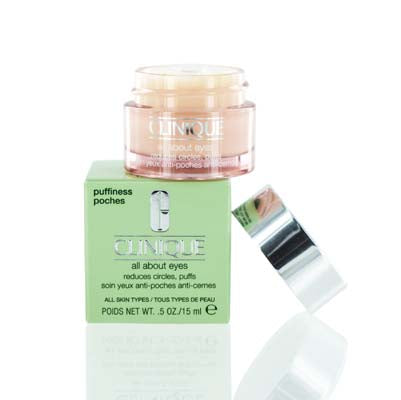 Clinique All About Eyes Cream 0.5 oz