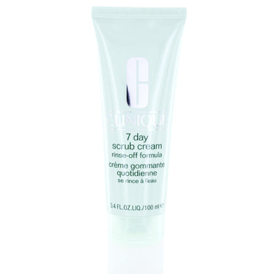 Shop for authentic Clinique 7 Day Scrub Cream Rinse Off Formula 3.4 Oz at Diaries of Paris
