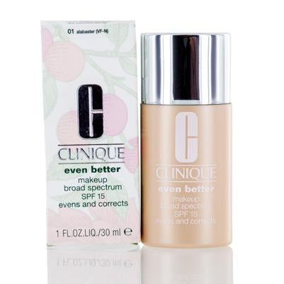 Clinique Even Better Makeup Shades 07- 19 with Spf 15 1.0 Oz