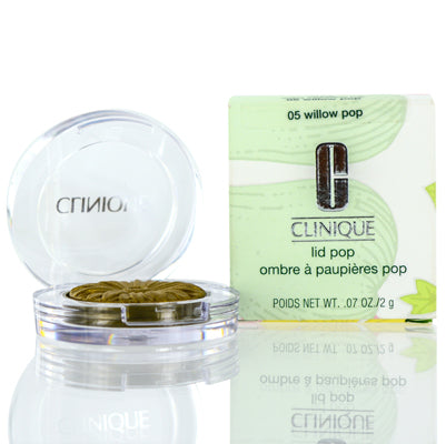 Clinique Lid Pop Eye Shadow 05 Willow Pop 0.07 Oz