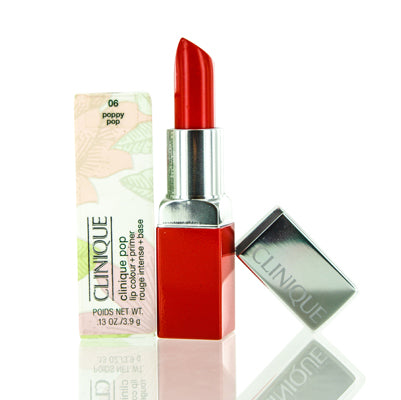Shop for authentic Clinique Pop Lip Colour + Primer 06 Poppy Pop 0.13 Oz at Diaries of Paris