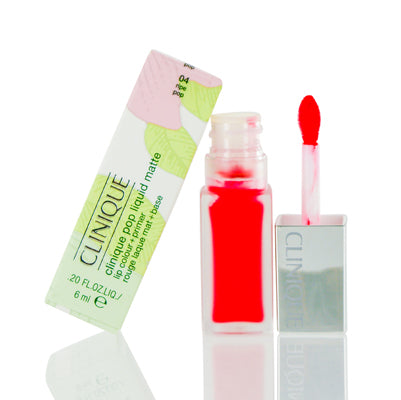 Shop for authentic Clinique Pop Liquid Matte  Lip Colour + Primer 04   Ripe Pop .20 Oz at Diaries of Paris